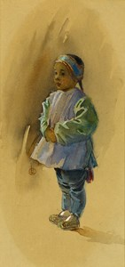 Costume Design for a Young Boy