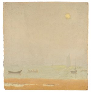 Boats in the Bay of Arcachon