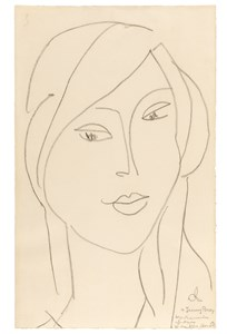 Portrait of Janie Bussy