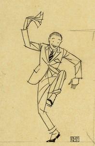 A Dancing Man