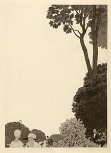 A Concert in a Garden