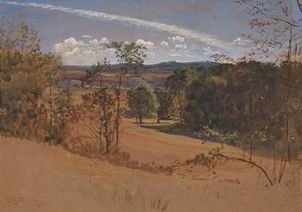 Landscape near Tunbridge Wells, Kent