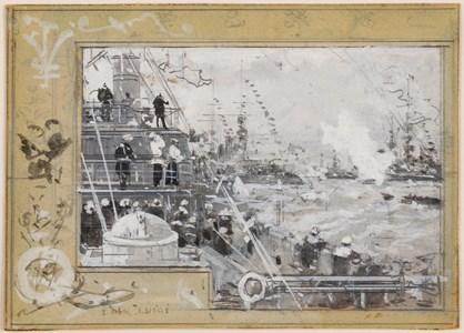 A Naval Display
