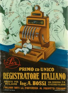 Sir: Primo ed Unico Registratore Italiano