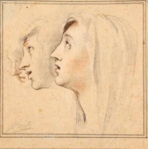 The Heads of Three Women