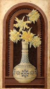 Flowers in an Eastern Vase
