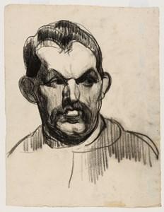 Portrait of a Man (Paco Durrio)