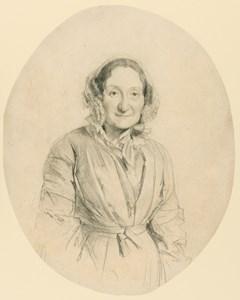 Portrait of Frau Constanze Puhlmann