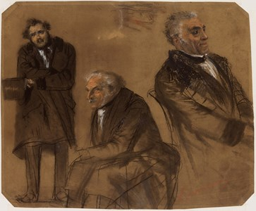 Studies of Three Men