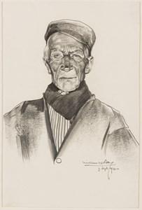 A Volendammer (Fredrik Schokker or Kleine Frerik)