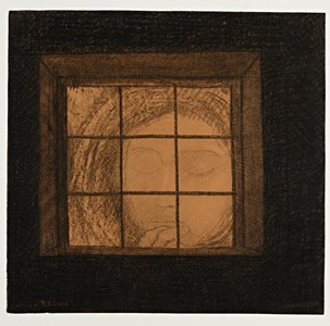 A Face at a Window