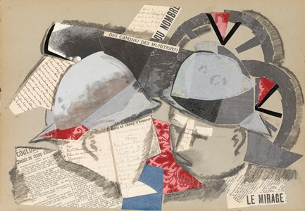 Collage on the Theme of the First World War