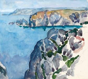 Coastal Cliffs, Brittany