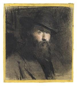 Portrait of a Man, probably a Self-Portrait