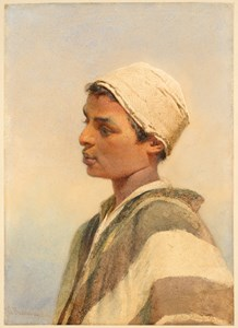 Mohammed, A Bedouin Boy of the Sinai