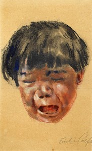 Study of a Crying Child