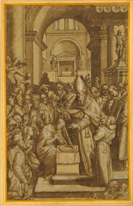 The Baptism of Saint Augustine