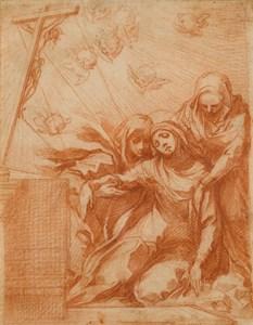 The Ecstasy of Saint Catherine of Siena