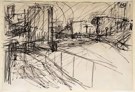 Drawing for Mornington Crescent