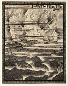 Landschaft der Giftigen Gitter (Landscape of Poisonous Grids)