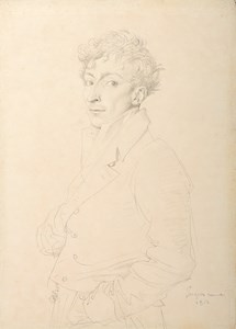 Portrait of Gaspard Bonnet