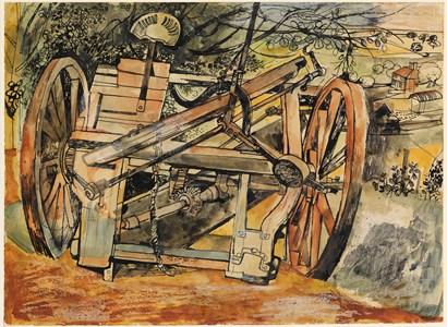 Derelict Farm Machinery