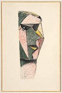 Visage cubiste