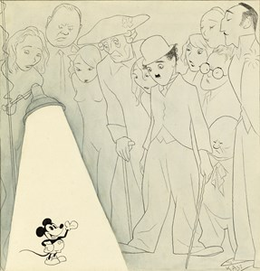 Mickey Mouse (Micky-Maus)