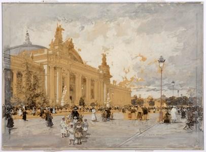 The Grand Palais, Paris