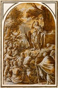 The Preaching of Saint John the Baptist