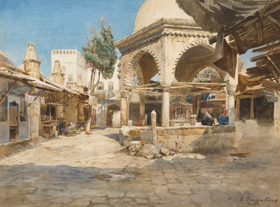 A Well in Jaffa