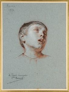 The Head of a Choirboy