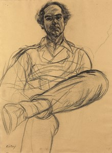 Portrait of Philip Roth