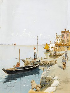 The Fondamenta Nuova, Venice