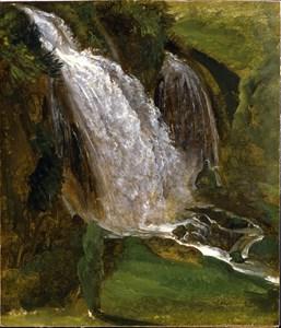 A Cascade at Tivoli