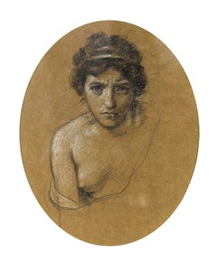 Study of a Nude Young Woman
