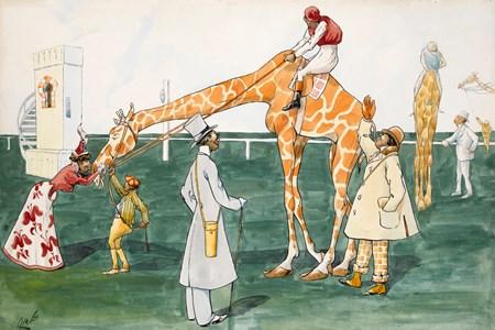 The Giraffe Races